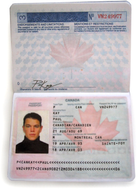 how to get a new passport in canada